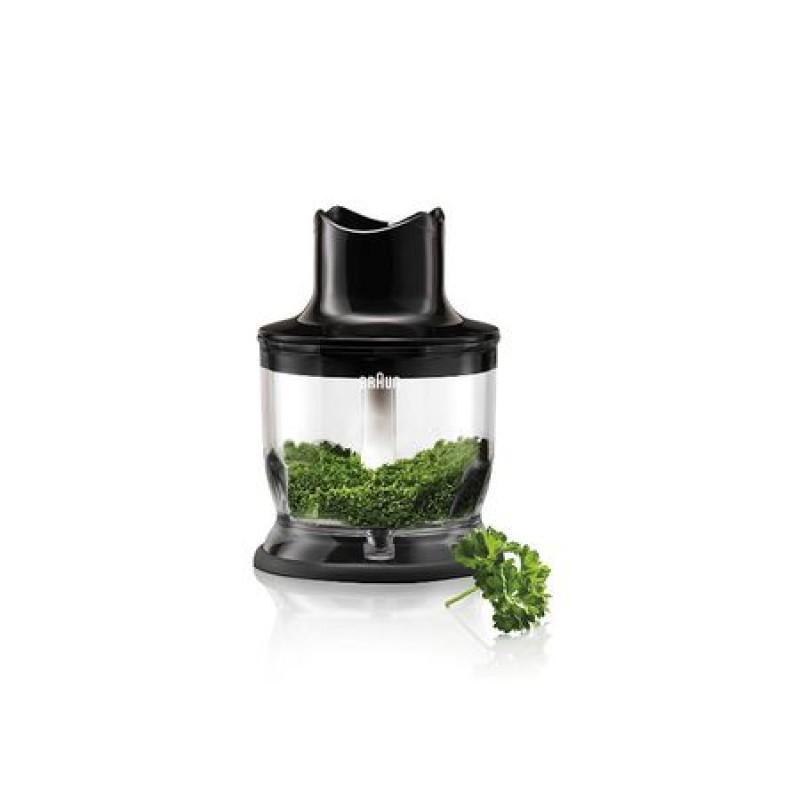 Mixer Vertical Braun Mq785 Patisserie Plus, 750 W, 0.6 L, Bol 1.5 L, Negru/Inox