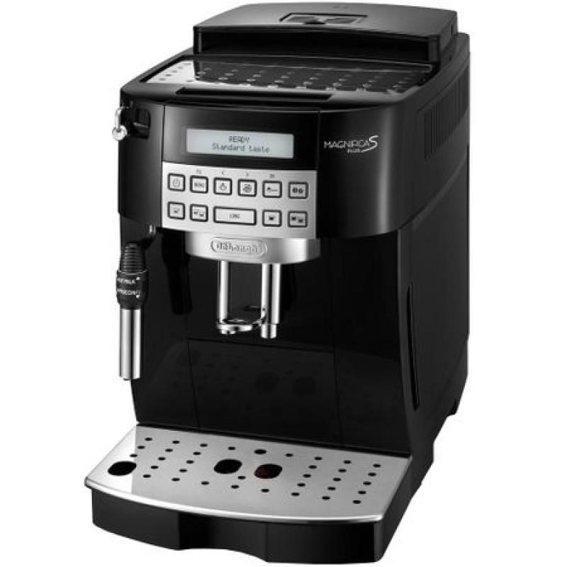 Espressor Automat De'Longhi Magnifica 22.320 B, 1450W, 15 bar, 1.8 l, 13 setari, Display LCD, Negru