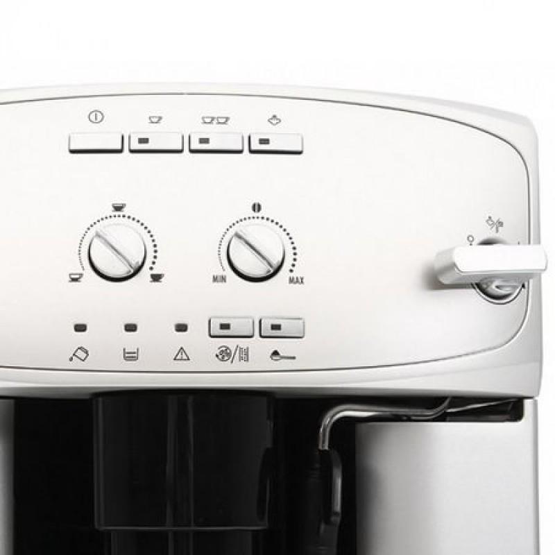 Espressor automat De'Longhi ESAM 2200 Caffe Venezia, 1200W, 15 bar, 1.8 l, Argintiu